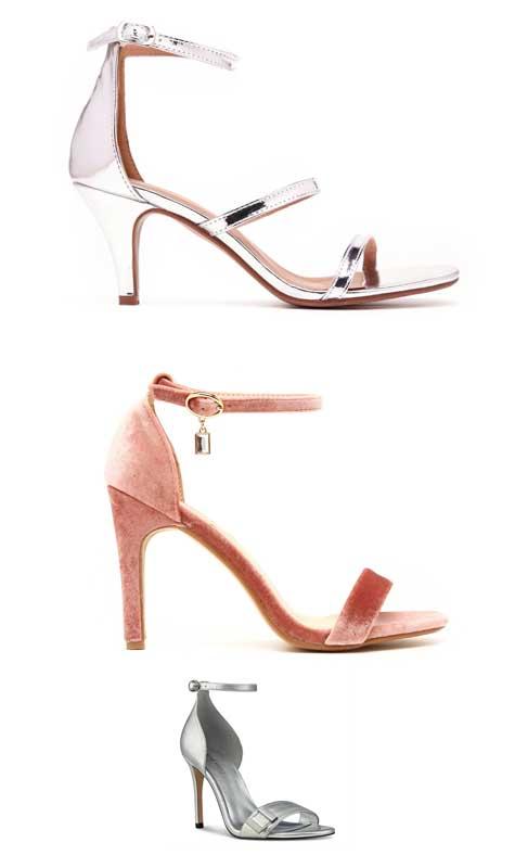 נעלי כלה עם טוויסט