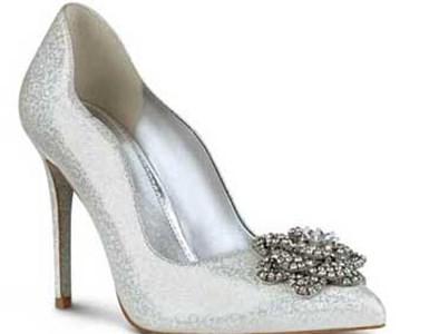 לצעוד בשיק בדרך אל האושר: נעלי כלה לקיץ, נעליים