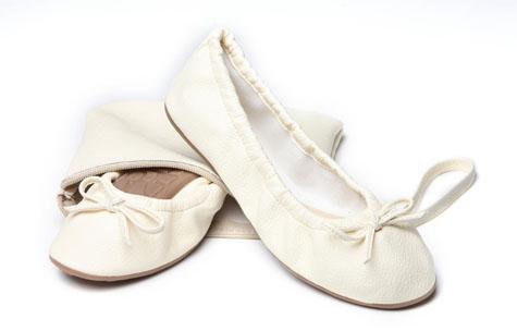 נעלי בובה לריקודים