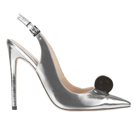 נעלי כלה עם פונפון