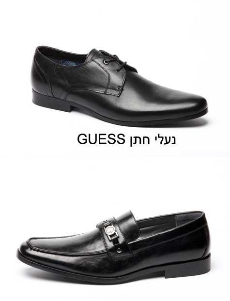 """נעלי  GUESS. צילום: יח""""צ חו""""ל"""