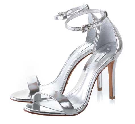 נעלי כלה גבוהות-נעלי SHOEZ  צילום: יוסי מור