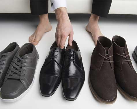 נעלי חתן גבוהות
