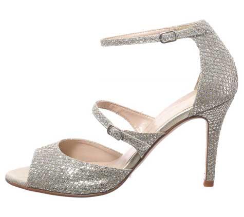 נעלי כלה כסופות -נעלי SHOEZ  צילום: יוסי מור
