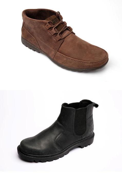 צועד לחופה, נעליים, 3