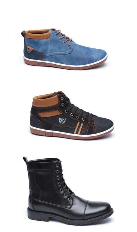 צועד לחופה, נעליים, 4