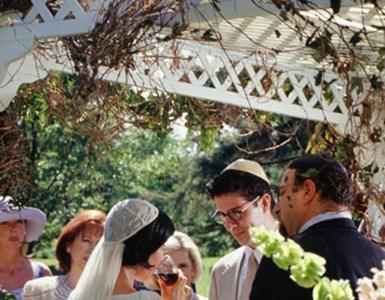 אפשרויות הנישואים בישראל, הטקס