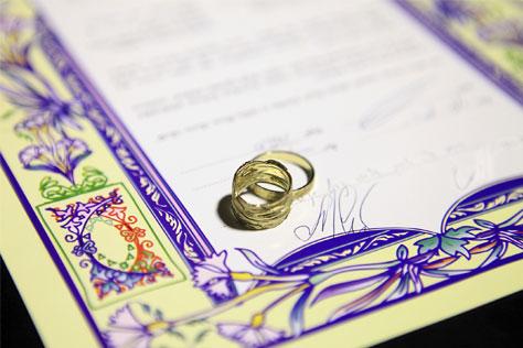 רישום נישואין
