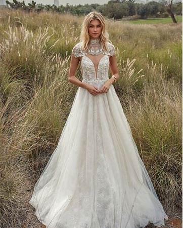 שמלות כלה בהשראת TV Fashion