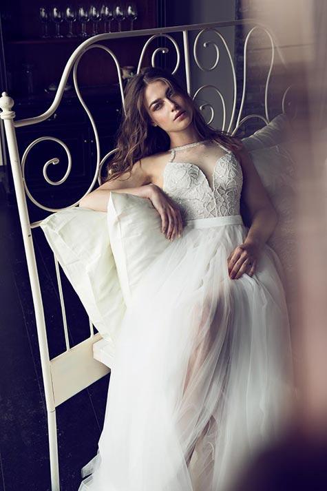 שמלת כלה לומנירי
