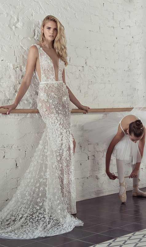 שמלת כלה ייחודית בהשראת בלט