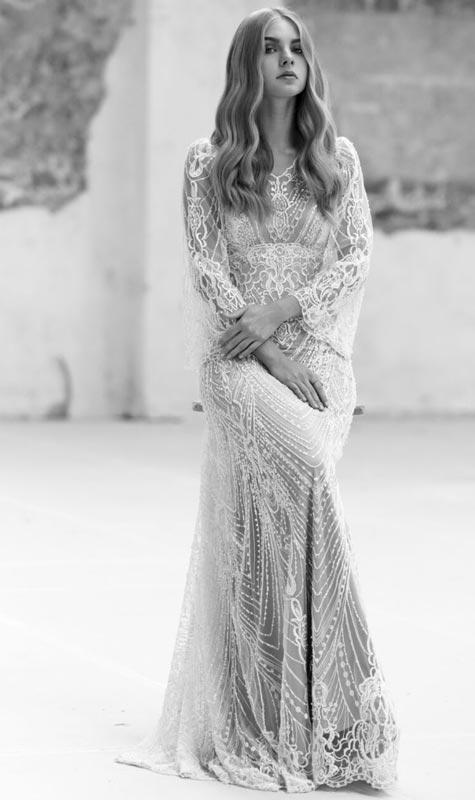 שמלות שושבינה עם שיק