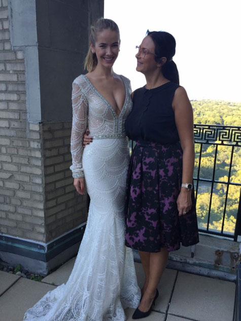 מיס אמריקה והשמלה שעוצבה על ידי ברטה