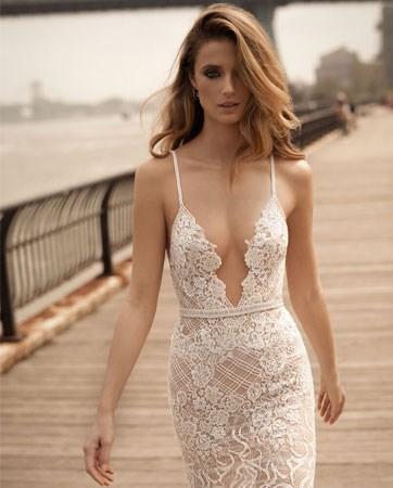 המעצבת ברטה מציגה: שמלות כלה 2018