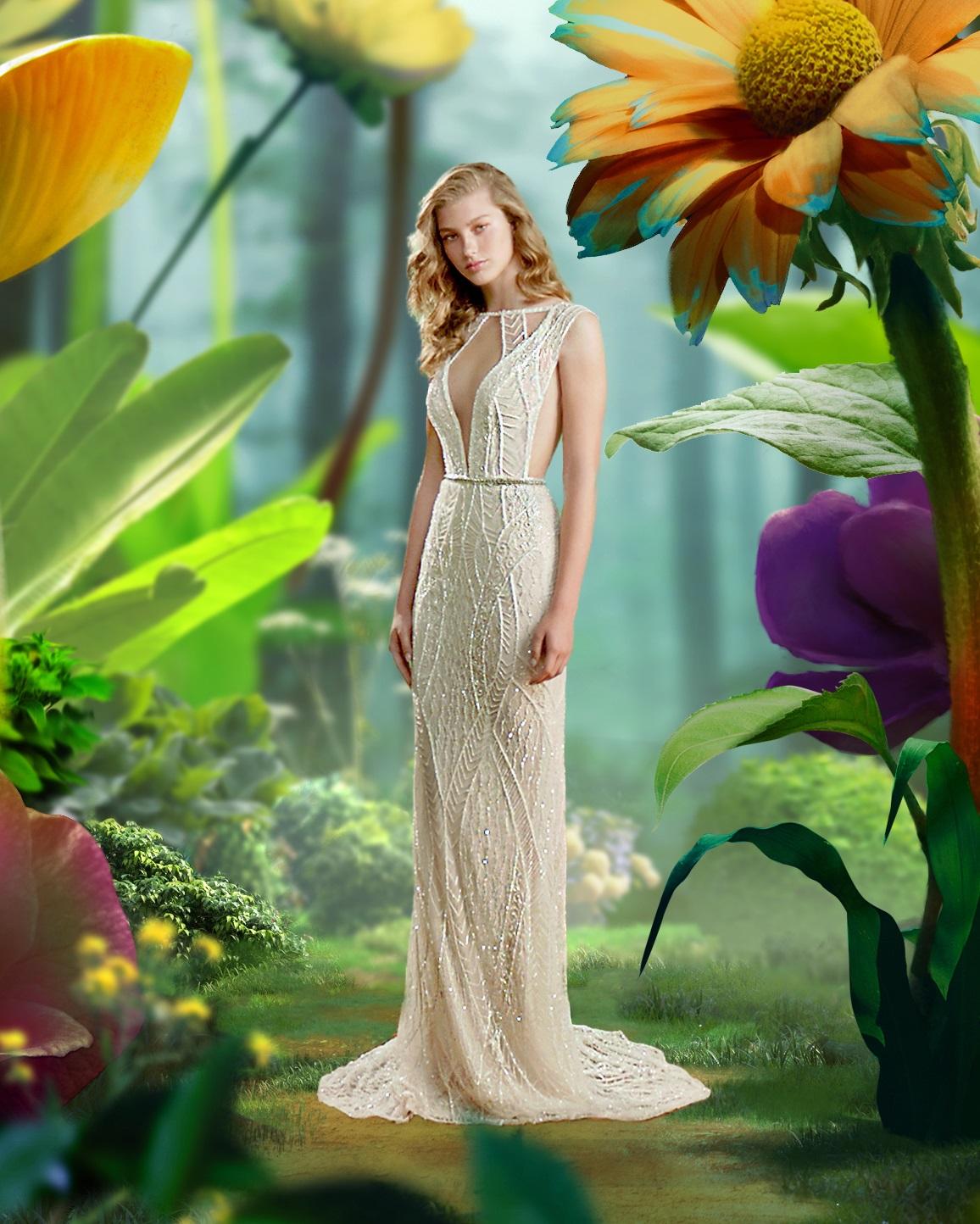 מהאגדות: קולקציית גאלה VI של גליה להב, שמלות כלה, 2