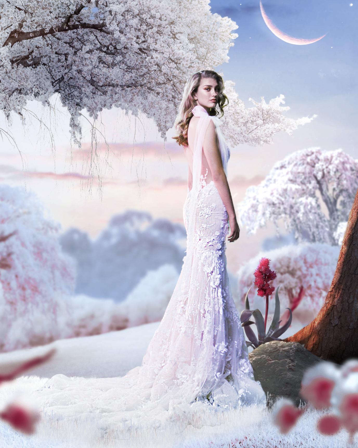 מהאגדות: קולקציית גאלה VI של גליה להב, שמלות כלה, 5