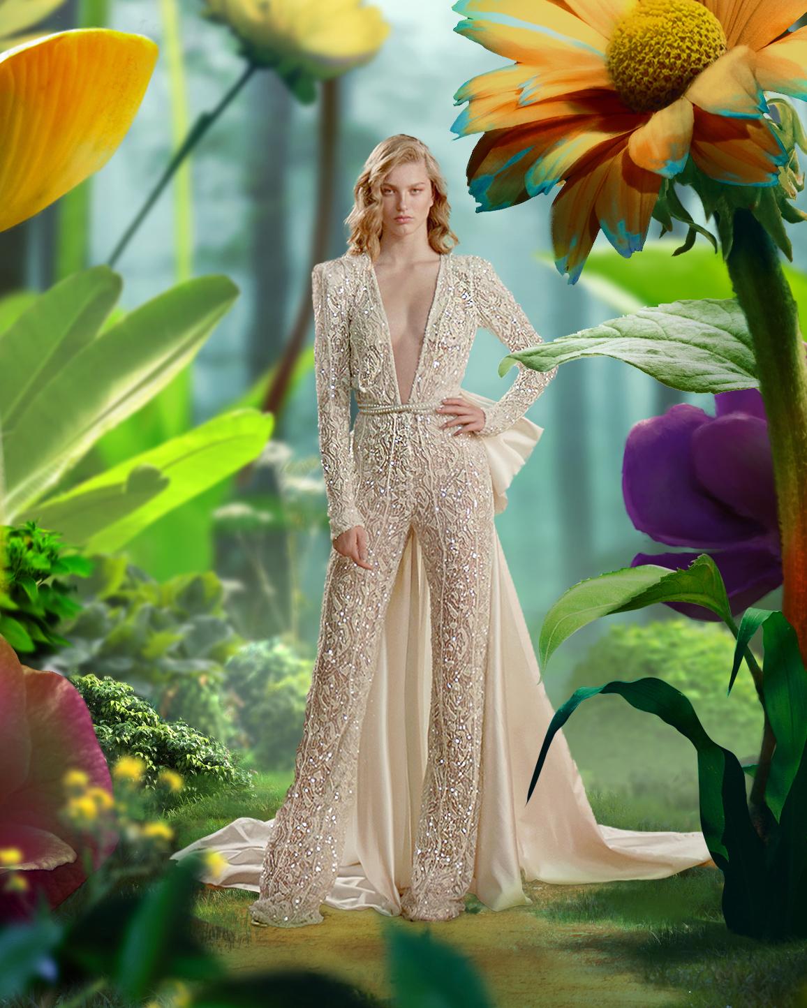 מהאגדות: קולקציית גאלה VI של גליה להב, שמלות כלה, 6