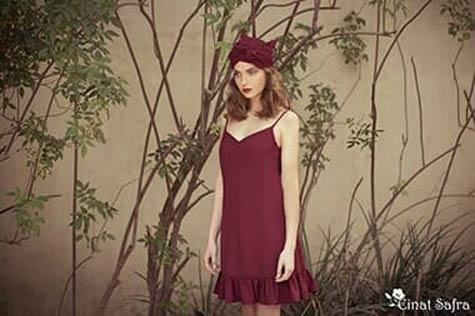 שמלת ערב בבורדו