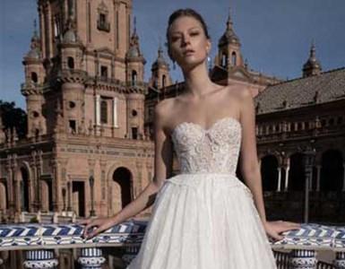 היישר מניו יורק: שמלות כלה יוקרתיות 2017, שמלות כלה