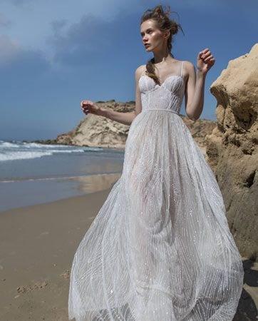 המעצבת לימור רוזן מציגה: קטלוג שמלות כלה 2018