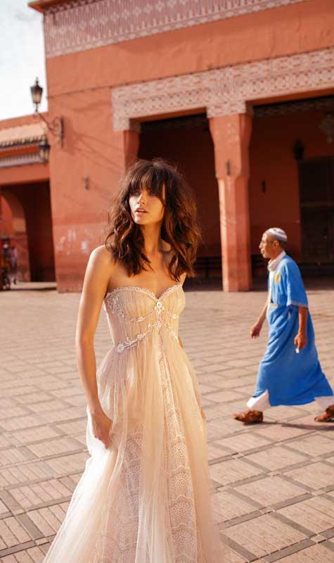 מעצבת שמלות כלה ליז מרטינז