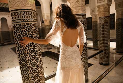 מעצבת שמלות כלה: ליז מרטינז