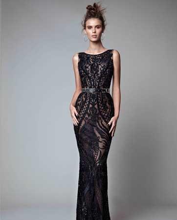 קולקציית שמלות ערב בהשראת השטיח האדום