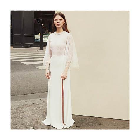 שמלת כלה בעיצובו של אביתר מייאור