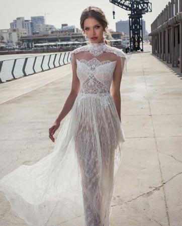הטרנד השולט: שמלות כלה צנועות עם טוויסט עדכני