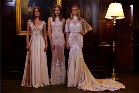 שמלות כלה בסגנונות שונים