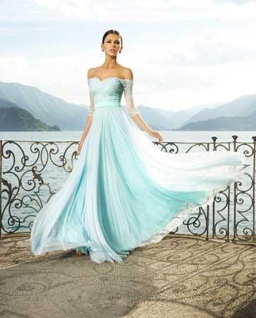 שמלות ערב לחתונה: כי גם לאורחות שלך מגיע להיראות נפלא!