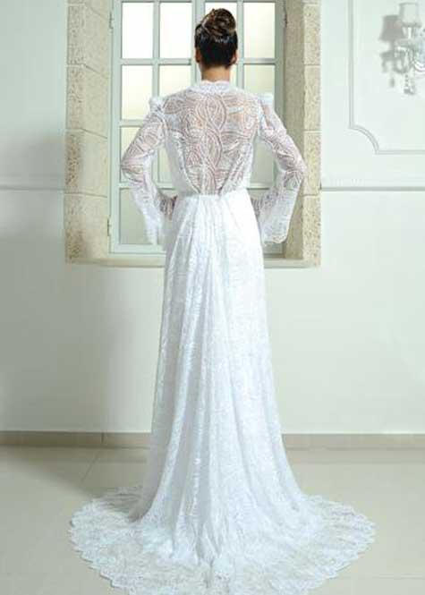 שמלת וינטאג': מיטל גמליאל. צילום: רועי ביתן