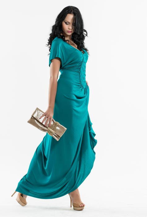 פנטסטי שמלות כלה עד אלייך ושמלות ערב להשכרה ZT-35