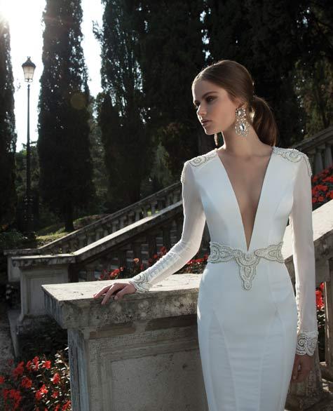 עיצוב שמלות כלה- ברטה. צילום: דודי חסון
