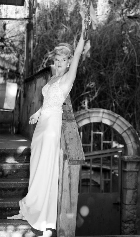 שמלות כלה. צילום: רוי אבן צור