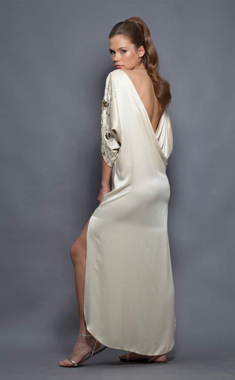 חסודה ונועזת: הקולקציה החדשה של מיכל אזולאי, שמלות כלה, 13