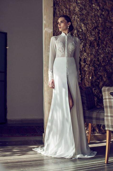 שמלות כלה. צילום: אלכס ליפקין