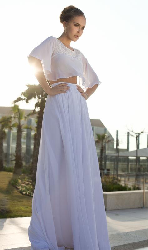 שמלות כלה. צילום: רונן פדידה