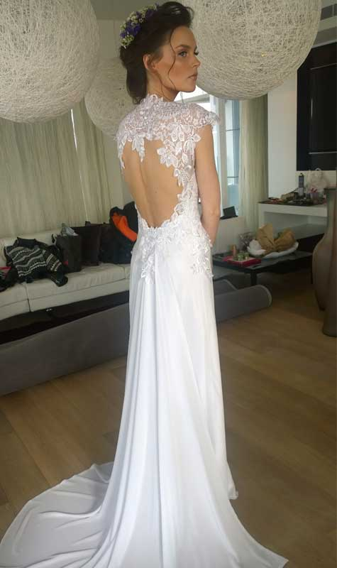שמלת כלה 2015-עמרני אילה