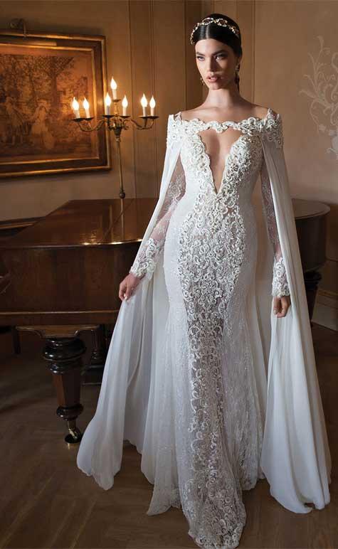 שמלת כלה 2015, צילום: דודי חסון