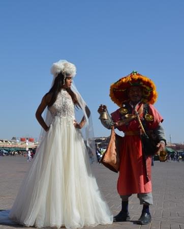 קבלו הצצה: קולקציית שמלות כלה בירושלים