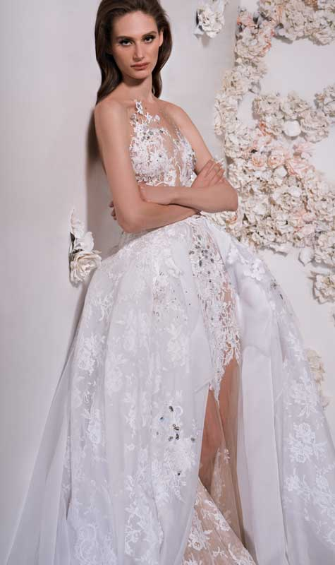 מעצבת שמלת כלה - אפרת קליג