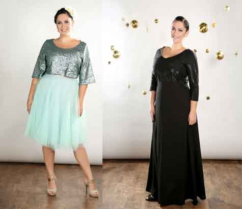 שמלות ערב 'חגיגיות'