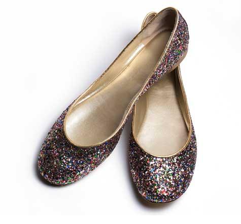 נעלי כלה שטוחות