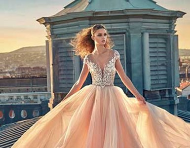 """שבוע האופנה גינדי ת""""א: יריד המעצבים הישראלים יצא לדרך!, מסביב לחתונה"""