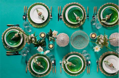 שולחן חג נועז